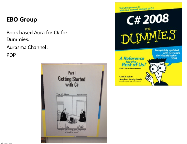 EBO group C# book Aura