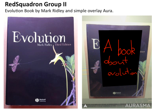 Red Squadron book aura.